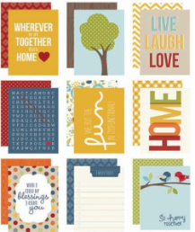 "Family Sn@p! - Card Pack 3""X4"""