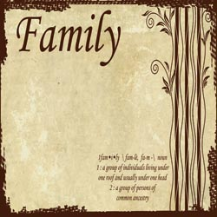 Sugar Tree Papers - Family