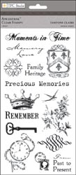 Ancestral Collection - Clear Stamps
