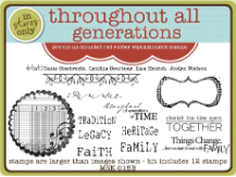 Unity Stamp - Throughout All Generations