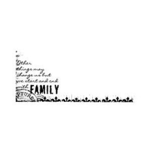 Unity Stamp - Starts & Ends With Family