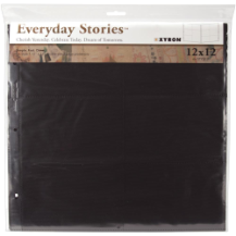 Everyday Stories - 12x12 Page Protectors Style F
