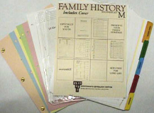Family History Beginner Kit M