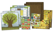 Kids Ancestry - Family Tree Scrapbook Kit