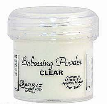 Embossing Powder - Clear - Ranger