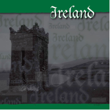 "Scrapbook Customs - Ireland Composition 1 -  12"" x 12"""
