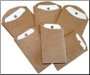 Melissa Frances - Attic Treasures - Vintage Attic Treasures Mini Paper Bags