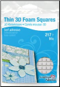 Scrapbook Adhesives - Thin 3D Self-Adhesive Foam Squares