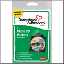 Scrapbook Adhesives - Photo CD Pockets