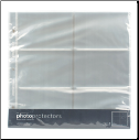 "Photo Protectors - 12"" x 12"" Photo Holder - 4 X 6 Photos"