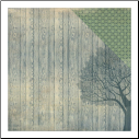 Legacy - History Tree Design Woodgrain/Lace