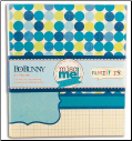 Misc Me - Family Is  - Life Journal Binder