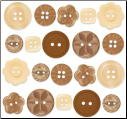Buttons - Boutique Buttons - Bon Bon Assortment