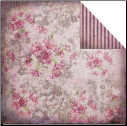 Fabscraps - Heritage - Floral/Pink
