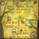 Kids Ancestry - Family Fun Collage