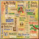Kids' Ancestry - My Family Collage