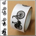 Washi Tape - Bicycles