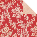 Lost & Found 3 - Red Floral