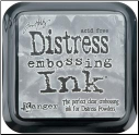 Tim Holtz Distress Ink Pad - Clear Embossing