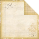 Documented - Damask Ledger/Grid