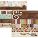 "Legacy - Elements - 2""X12"" & 4""X12"" Border & Titile Strips"