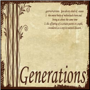 Sugar Tree Papers - Generations