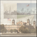 Paper House - Ellis Island Collage