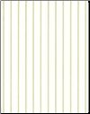 "Light Green Stripes - 8.5"" X 11"""
