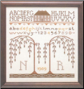 Willow Trees Sampler