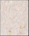"Natural Fiber with Straw 8.5"" x 11"""