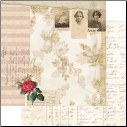 7 Gypsies - Trousseau Double-Sided Paper - True