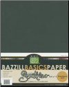 Bazzill Basics Smoothies 8.5x11 Scrapbooking Paper Multi-Pack: Blackberry Swirl
