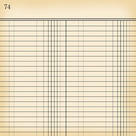 Blank Graph Paper with X and Y-Axis